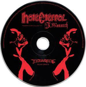Hate Eternal: I, Monarch (CD) - Bild 7