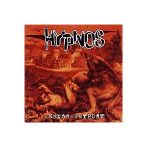 Hypnos: In Blood We Trust - Cover