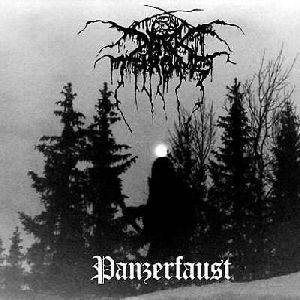 Cover - Darkthrone: Panzerfaust