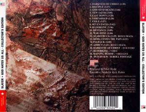 Slayer: God Hates Us All (CD) - Bild 3