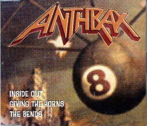 Anthrax: Inside Out - Cover