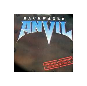 Anvil: Backwaxed - Cover