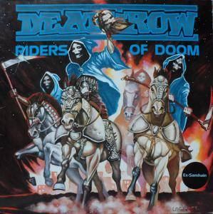 Deathrow: Riders Of Doom (LP) - Bild 1
