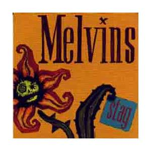 Cover - Melvins: Stag