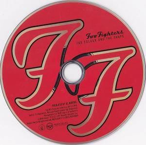 Foo Fighters: The Colour And The Shape (CD) - Bild 4