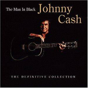 Johnny Cash: Man In Black - The Definitive Collection, The - Cover