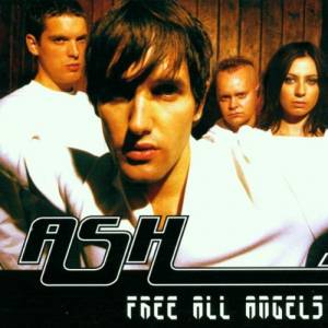 Ash: Free All Angels - Cover