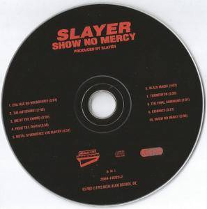 Slayer: Show No Mercy (CD) - Bild 3