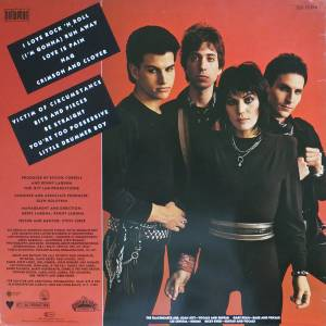 Joan Jett & The Blackhearts: I Love Rock'n'Roll (LP) - Bild 2