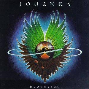 Cover - Journey: Evolution