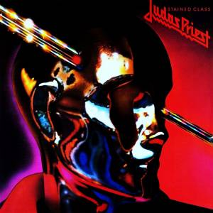 Judas Priest: Stained Class - Cover