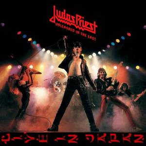 Judas Priest: Unleashed In The East (LP) - Bild 1