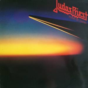 Cover - Judas Priest: Point Of Entry