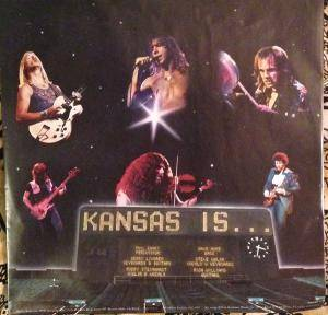 Kansas: Two For The Show (2-LP) - Bild 6