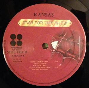 Kansas: Two For The Show (2-LP) - Bild 10