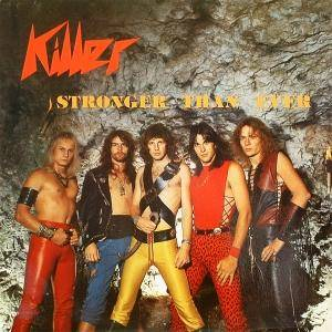 Killer: Stronger Than Ever - Cover
