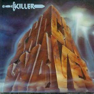 Killer: Shock Waves - Cover