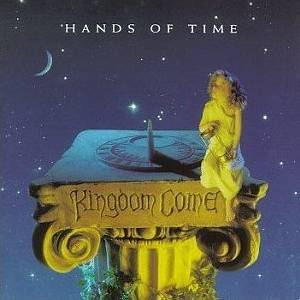 Kingdom Come: Hands Of Time - Cover