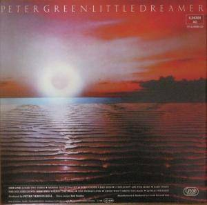 Peter Green: Little Dreamer (LP) - Bild 2