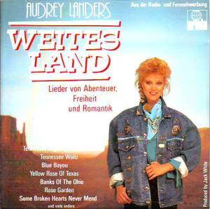 Audrey Landers: Weites Land - Cover