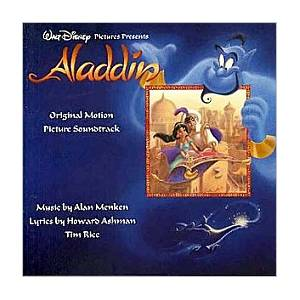 Alan Menken & Howard Ashman: Aladdin - Cover