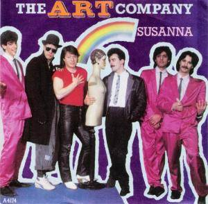 The Art Company: Susanna - Cover