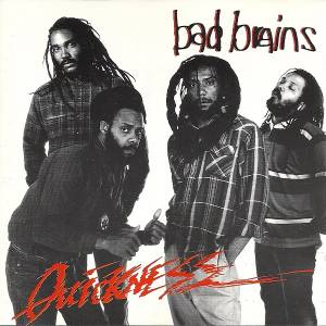 Cover - Bad Brains: Quickness