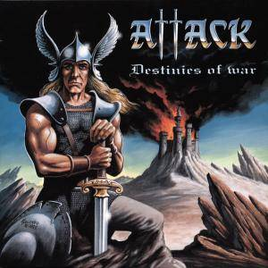 Attack: Destinies Of War - Cover