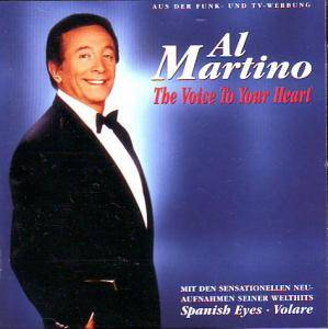 Cover - Al Martino: Voice To Your Heart, The