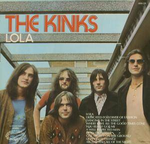 The Kinks: Lola - Cover