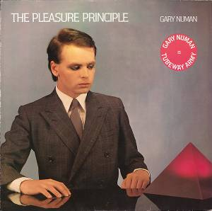Gary Numan: Pleasure Principle, The - Cover