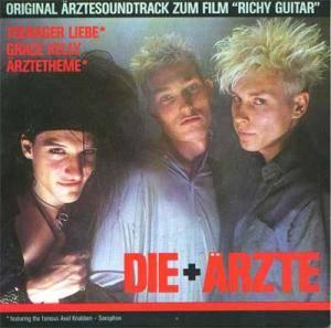 """Die Ärzte: Original Ärztesoundtrack Zum Film """"Richy Guitar"""" (7"""") - Bild 1"""