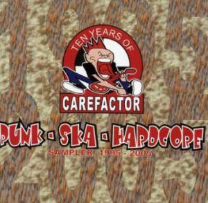 Cover - Area-7: 10 Years Of Care Factor