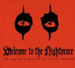 Cover - Phil Lewis: Welcome To The Nightmare - An All Star Salute To Alice Cooper