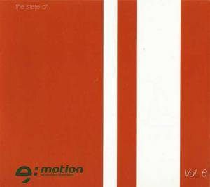 Cover - Age: State Of E:Motion Vol.6, The