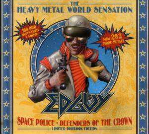 Edguy: Space Police - Defenders Of The Crown (2-CD) - Bild 1