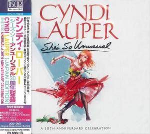 Cyndi Lauper: She's So Unusual (2-Blu-Spec CD + DVD) - Bild 1