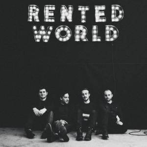 The Menzingers: Rented World - Cover