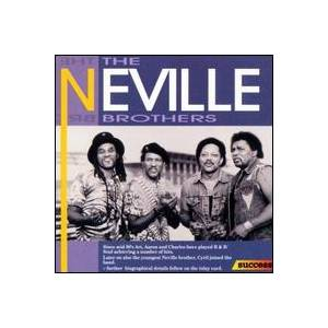Cover - Neville Brothers, The: Hercules