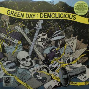 Green Day: Demolicious - Cover
