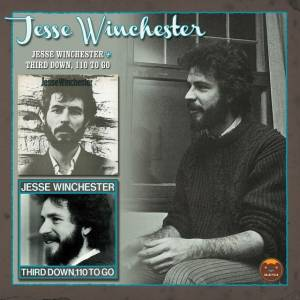 Cover - Jesse Winchester: Jesse Winchester Third Down,110 To Go