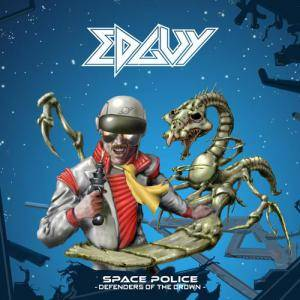 Edguy: Space Police - Defenders Of The Crown - Cover