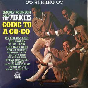 Cover - Smokey Robinson & The Miracles: Going To A Go-Go