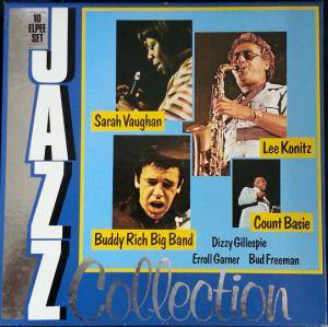 Jazz Collection Volume 1 - Cover