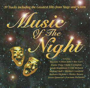 Cover - Anne Buckley: Music Of The Night