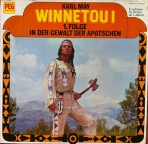 Karl May: Winnetou I - Cover