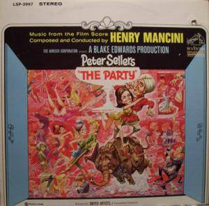Cover - Henry Mancini And His Orchestra: Party, The
