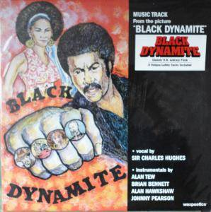 "Cover - Alan Tew: Music Track From The Picture ""Black Dynamite"""