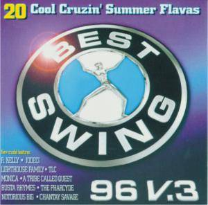 Cover - Chantay Savage: Best Swing 96 V.3