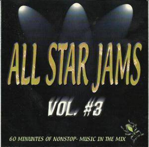 Cover - Blaque: All Star Jams Vol 03